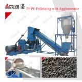 PlastikAgglomerator Pelletisierung-Maschinen-granulierende Maschine