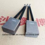Поставок угольных щеток CG626 используется в высокое напряжение контактного кольца