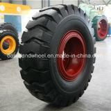 Pneu rempli par polyuréthane/pneu rempli de mousse pour l'exploitation et le camion lourd