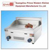 Matériel commercial de cuisine de gauffreuse de la gauffreuse plate Ng/LPG de traitement au four de gauffreuse de gaz