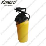 spruzzatore di plastica della pompa a mano 8L, spruzzatore di pressione di 2 galloni