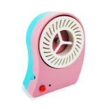 Olio dell'essenza della cosa repellente di insetto della Anti-Zanzara della protezione del bambino con il ventilatore ricaricabile di Quiet della ricarica