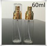 [40-100مل] بلاستيك [بتغ] زجاجة كهرمانيّة مع سديم مرشّ