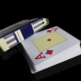 Карточки пластичного покера таможни 100% играя с Jumbo индексом