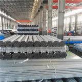 ASTM A53 BS1387 raffinent des prix galvanisés par extrémité de pipe en acier