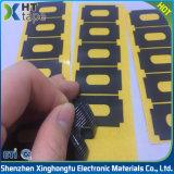 Película de Poron de la alta calidad con la espuma de Poron del negro de la cinta de Dhesive