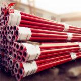 ASTM A53, tubo d'acciaio di ASTM A795 per il sistema di protezione antincendio dalla fabbrica