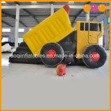 子供のおもちゃの貨物自動車のSlae (AQ702)のための膨脹可能なトラックのスライド