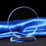 Premio all'ingrosso poco costoso del trofeo della colonna di cristallo