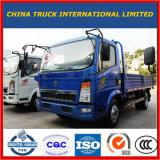 4X2 de Lichte Vrachtwagen van de Lading van de Vrachtwagen van de Plicht HOWO 115HP
