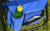 Camping de promotion de la pêche de haute qualité chaise pliante avec sac de refroidisseur