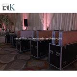 Usager Dance Floor en bois d'utilisation de maison d'événement de banquet d'hôtel