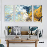 Peinture murale moderne Abstract Cheap gravures de toile