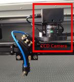 Taglierina del laser di alta qualità con la macchina fotografica per industria del panno