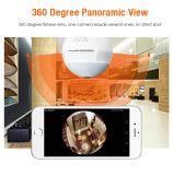 In het groot Draadloze 960p IP van de Bol van de Dialoog van de Camera van 360 Graad Panoramische Bidirectionele AudioCamera