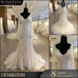 Китай изготовленный на заказ<br/> MOQ1 ПК для дожигания газа муфту V-шее свадебные платья, Русалки свадебные платья 2018