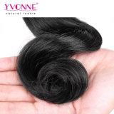 Tessuto allentato dei capelli umani dell'onda dei capelli peruviani all'ingrosso