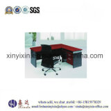 나무로 되는 가구 너도밤나무 색깔 1.4m 사무실 직원 테이블 (1329#)