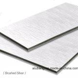 3*0.21mmsandwich Apcp Acm riveste il comitato di pannelli composito di alluminio
