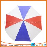 Utiliza la actividad de publicidad exterior sólida Parasol personalizado