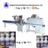 Bandeja-590 Cup-Milk SWC shrink wrapping Máquina Automática