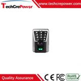 Ma500 Waterproof o comparecimento autônomo biométrico do tempo da impressão digital IP65