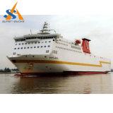 Nave del transbordo rodado de los pasajeros de China 500