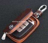 Натуральная кожа сумка для ключа автомобиля BMW VW Honda