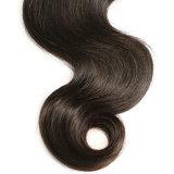 Выдвижение человеческих волос девственницы Unprocessed объемной волны ранга 8A въетнамское