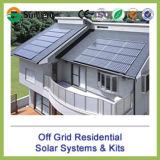 1kw 2kw 3kw 5kw 8kw 10kw 15kw 20kw 50kw 60kw 80kw 100kw 200kw de la Sistema Solar de la energía del panel solar de la potencia del hogar de la red