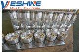Água potável de máquinas de garrafa pet
