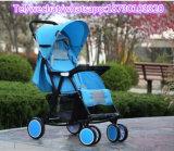 Kinderwagen falteten Großhandelsbaby-faltbaren Träger-Spaziergänger