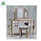 寝室の家具は製造業者の最上質の化粧台およびミラーをセットする