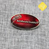 La promoción personalizada de alta calidad para la solapa de metal Soft enamel Pin como OEM