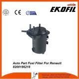 Renault 8200186218/7701061577のための自動車部品の燃料フィルター