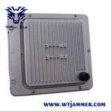 40W impermeabilizzano l'emittente di disturbo del segnale di GSM CDMA 3G 4glte WiFi GPS del telefono delle cellule (con costruito in batteria)