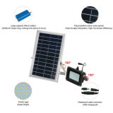 Il proiettore esterno solare IP65 di obbligazione impermeabilizza l'indicatore luminoso di inondazione solare per il giardino