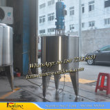 tanque de mistura do pó da água 300L com velocidade 0~200rpm de mistura