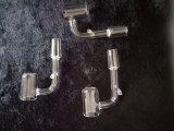 Verbindung des Gldg Qualitäts-Glaszubehör-Glasfilterglocke-Plättchen-Glas-Knallkörper-14/18mm für rauchendes Wasser-Rohr