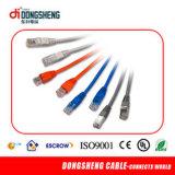 UTP Cat6e CCA Cable Cable de conexión de cable de red.