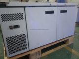 Bancada de resfriamento por ventilador em congelador, frigorífico Undercounter comercial de Aço Inoxidável