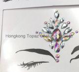 Hongkong Топаз поставщик профессиональных безопасной кожи глаз наклейки с Tatto наклейки (E41)