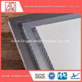 Painéis de favo de alumínio revestido de PVDF para Linkway