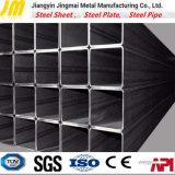 炭素鋼の/Rectangular溶接された黒く及び熱い電流を通された正方形の鋼管