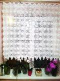La Seda de hielo hechas a mano en crochet, ganchillo muro cortina de la decoración de la ventana