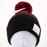 Жаккард трикотажные Red Hat Beanie POM POM Red Hat трикотажные Red Hat