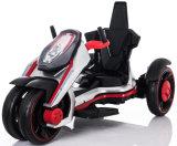 управляемый батареей мотоцикл ребенка 12V с колесами ЕВА