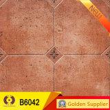 Dunkle Brown-rustikale keramische Fußboden-Fliese (B6963)