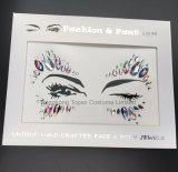 Festival Party Make up Face Gems Rhinestone Face Jewels Body Tattoo Stickers (S025)