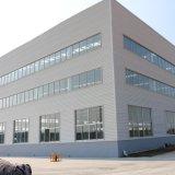Costruzione prefabbricata chiara della struttura d'acciaio per il magazzino